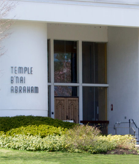 Temple B'nai Abraham Beverly MA contact