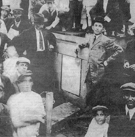 Temple B'nai Abraham Beverly MA 1913