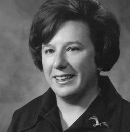 Bette Siegel, First Female President 1975, Temple B'nai Abraham Beverly MA